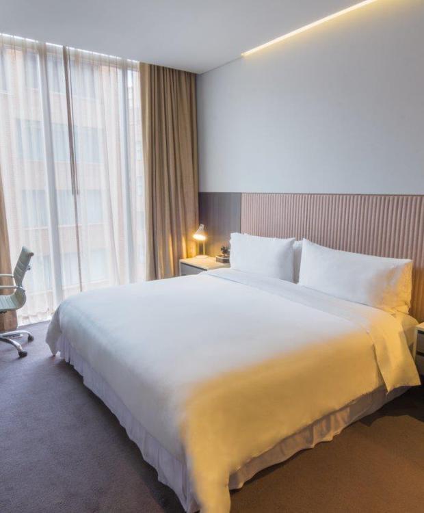 Habitación Estándar Bioxury Hotel Bogota