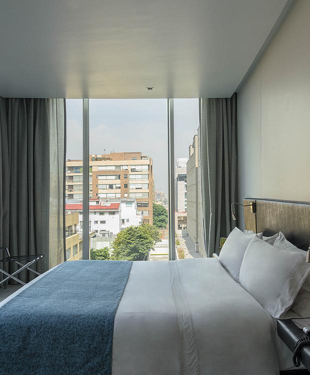 Habitacion GHL Collection 93 Hotel Bogotá