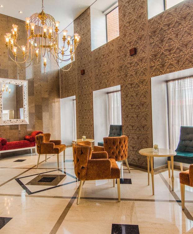 Lobby GHL Hotel Hamilton GHL Hotel Hamilton Bogotá