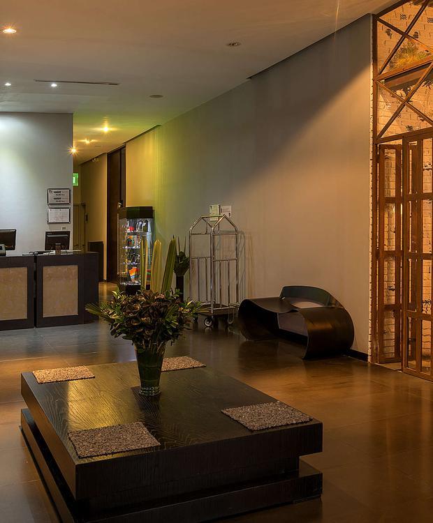 Rest GHL Collection 93 Hotel Bogotá