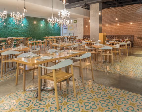 Cook's Restaurant Hotel Four Points By Sheraton Barranquilla Barranquilla