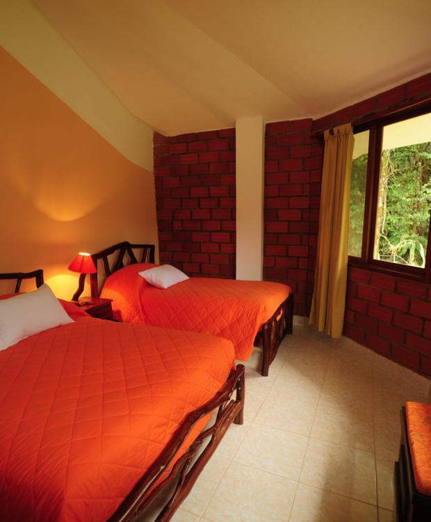 STANDARD DOUBLE ROOM 804 Orkidea Orkidea Lodge Puyo