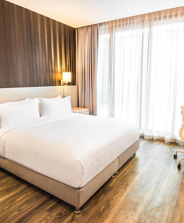 Standard King Room Sonesta Hotel Ibague Ibagué