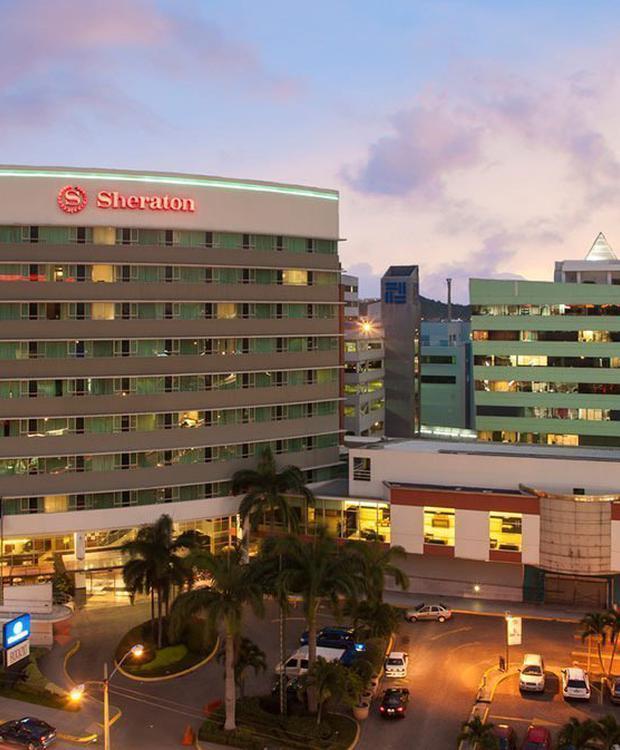 Facade Sheraton Guayaquil Hotel Guayaquil