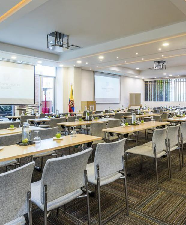 Salón La Carolina Sonesta Hotel Bogotá Bogotá