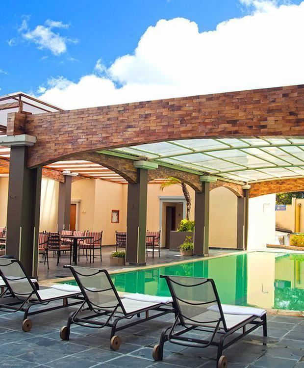 Terrace Howard Johnson Loja Hotel Hotel Loja