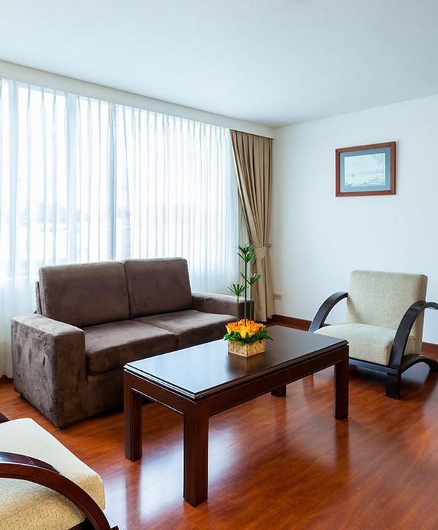 King Room GHL Style Hotel Belvedere Bogotá