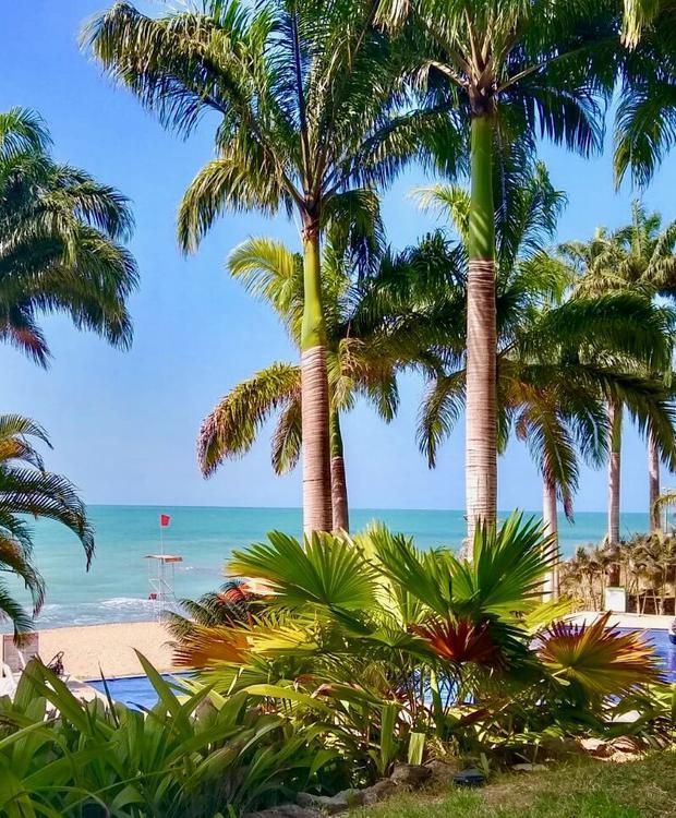 Outdoors GHL Relax Hotel Makana Resort Tonsupa