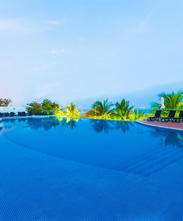 Swimming pool Sonesta Hotel Cartagena Cartagena de Indias