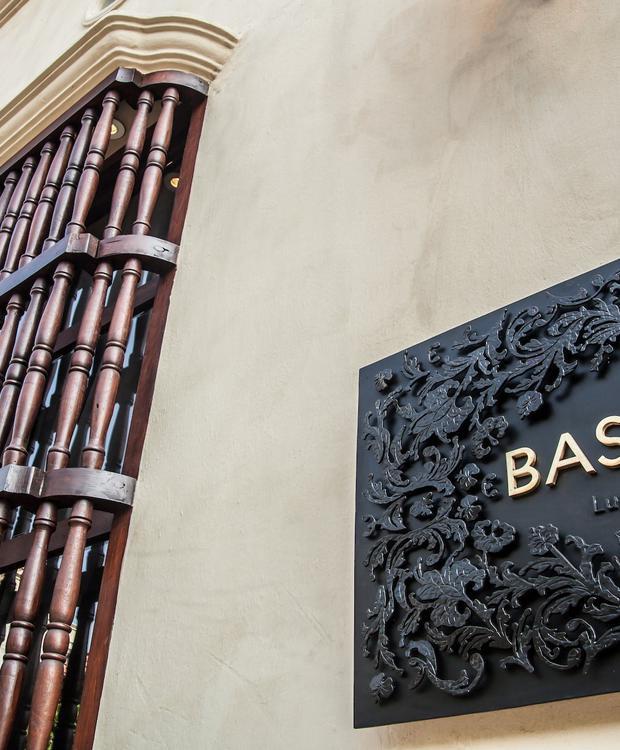Facade of Bastión Luxury Hotel Bastión Luxury Hotel Cartagena de Indias
