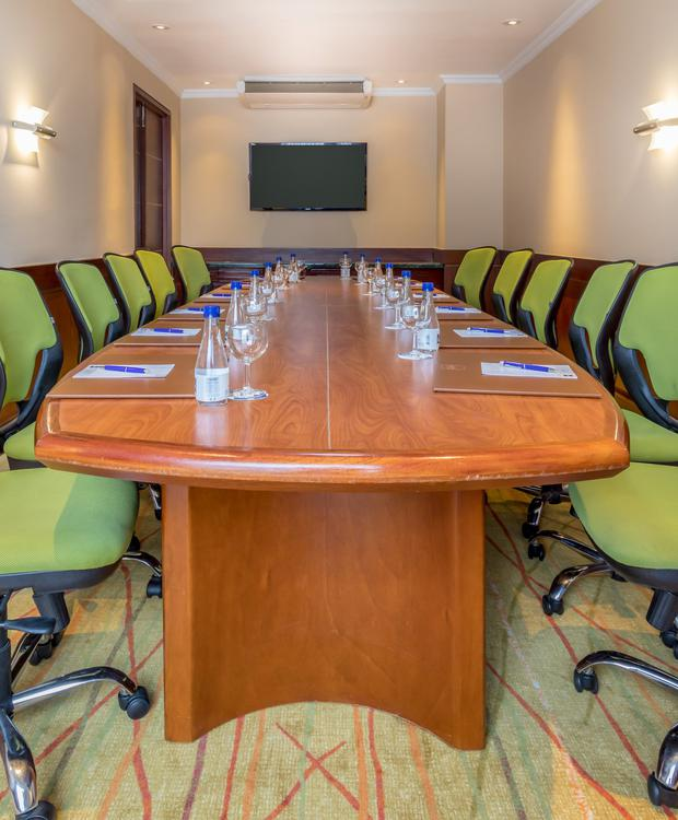 Arrayanes Room GHL Hotel Capital GHL Capital Hotel Bogotá