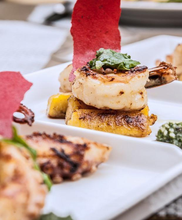 Gastronomy Relax Corales de Indias Hotel GHL Cartagena de Indias