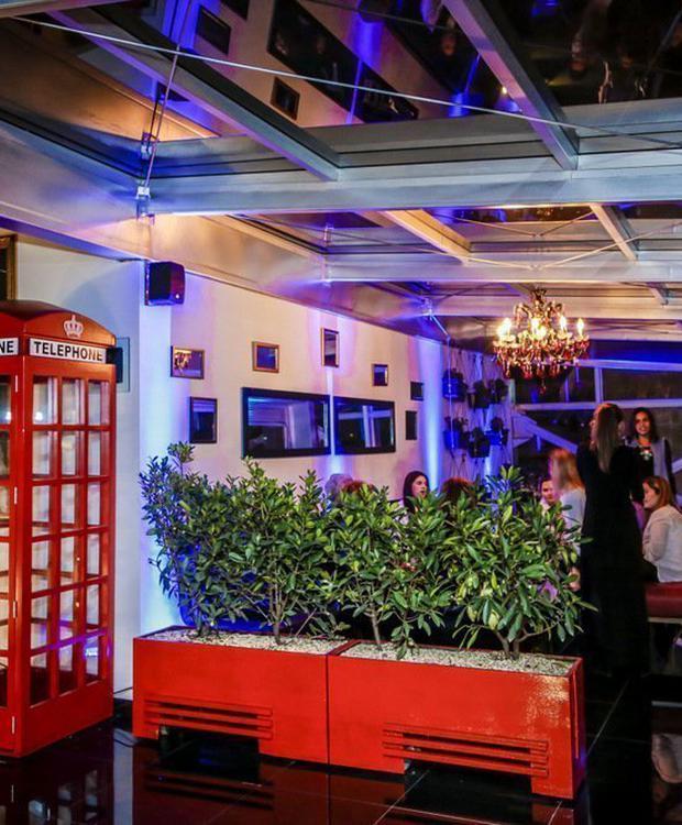 Bar GHL Collection 93 Hotel Bogotá