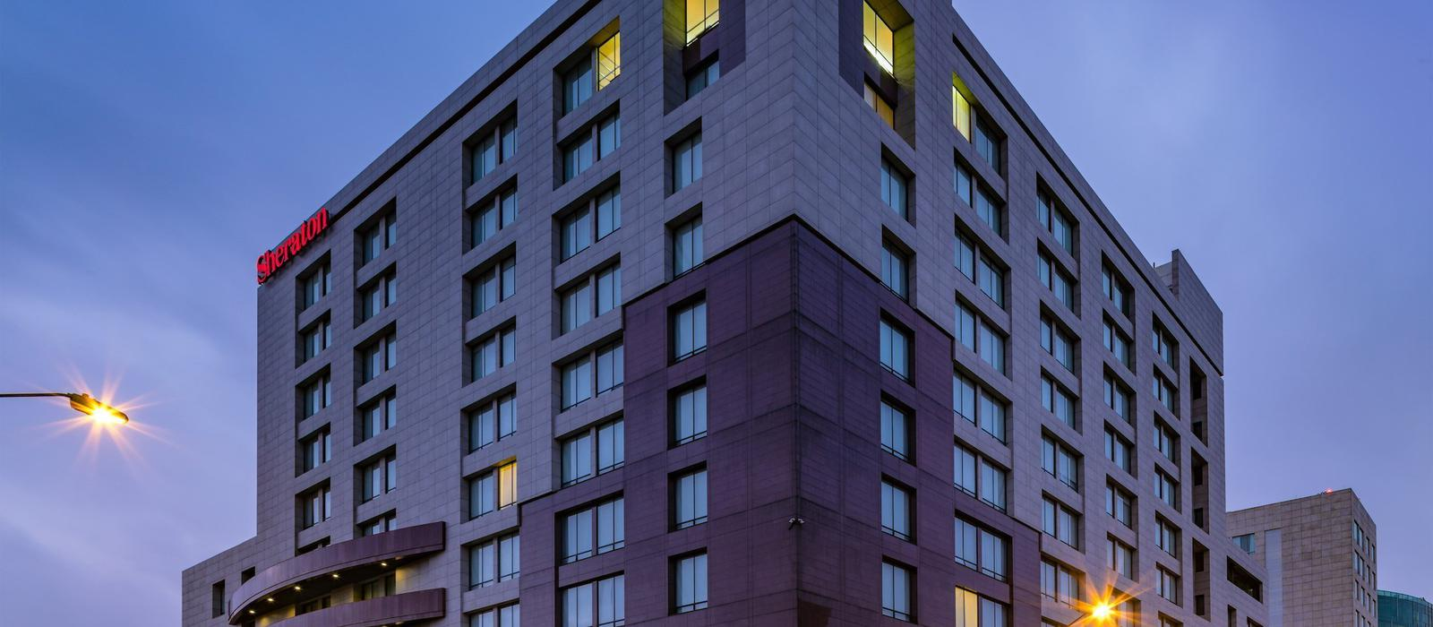 Know Sheraton Bogot 225 Hotel Bogot 225 Ghl Hotels