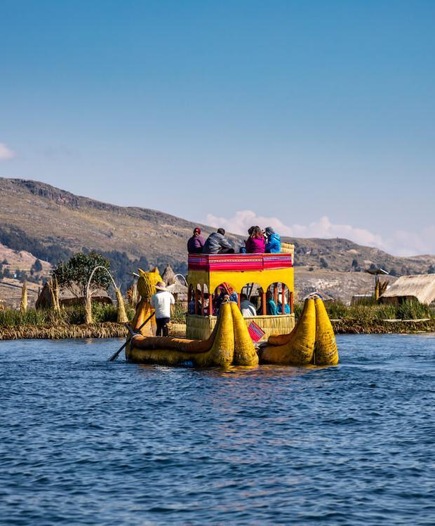 Islas de Uros Sonesta Hotel Posadas del Inca Puno Puno