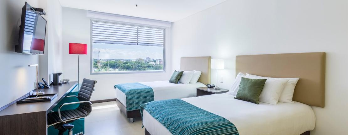 Accommodation hotel park inn by radisson barrancabermeja