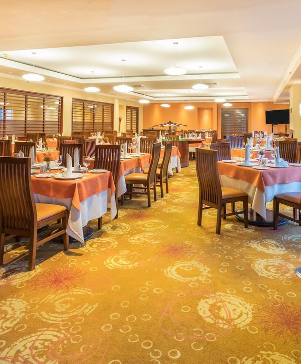 Azafran Restaurant GHL Hotel Capital GHL Capital Hotel Bogotá