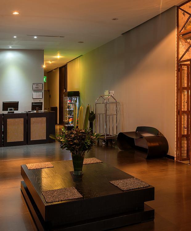 Home GHL Collection 93 Hotel Bogotá