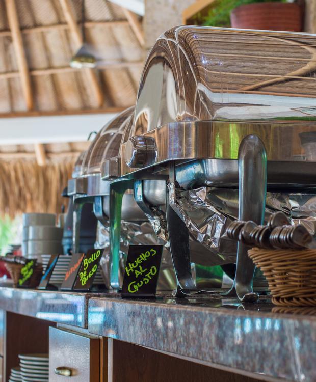 Food and drinks GHL Relax Costa Azul Hotel Santa Marta