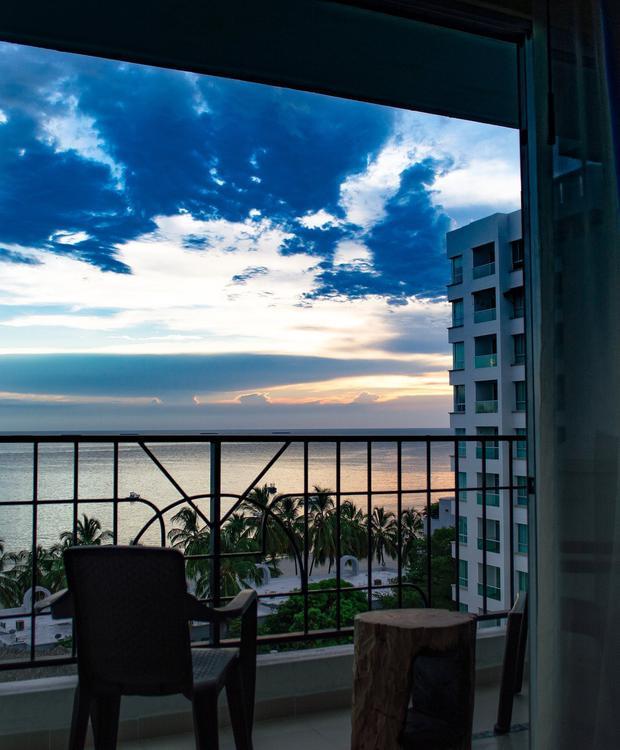 Hotel view Relax Costa Azul Hotel GHL Santa Marta