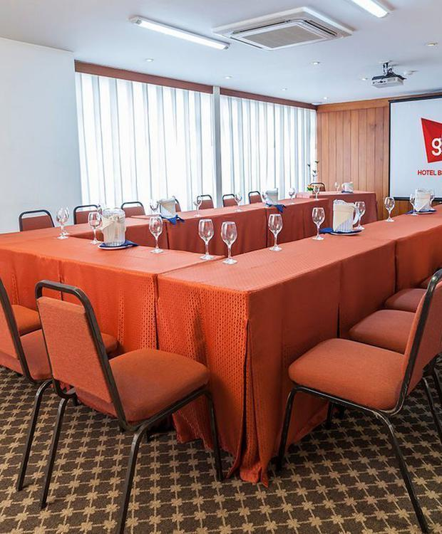 Meetings GHL Style Hotel Belvedere Bogotá