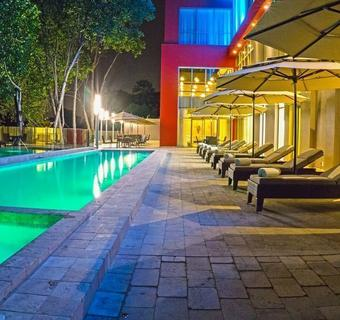 Swimming pool Radisson Hotel Guayaquil Guayaquil