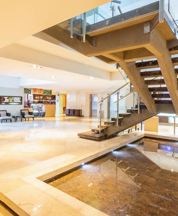 Lobby Hotel Four Points By Sheraton Cali Cali