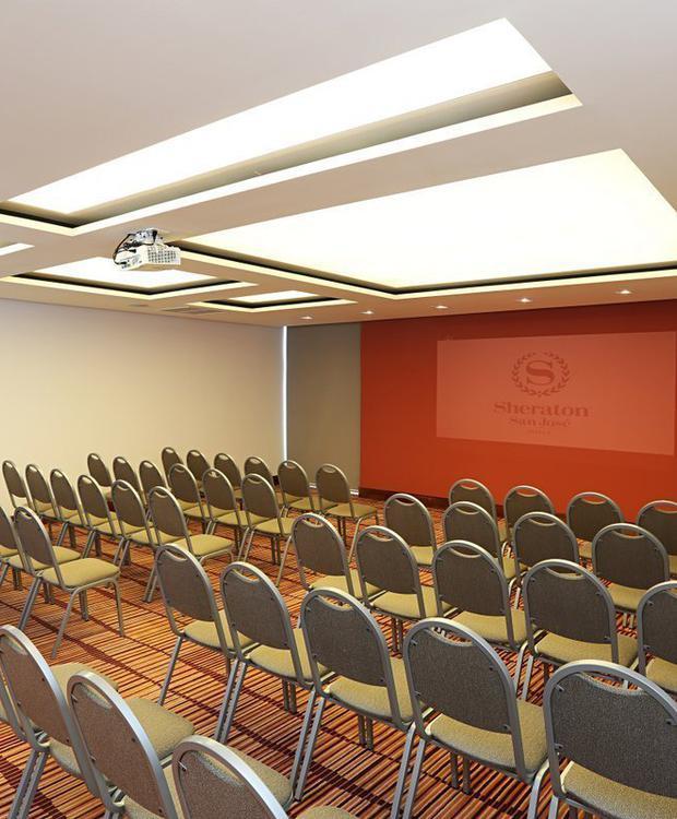 Topacio Meeting Room Sheraton San José Hotel San José