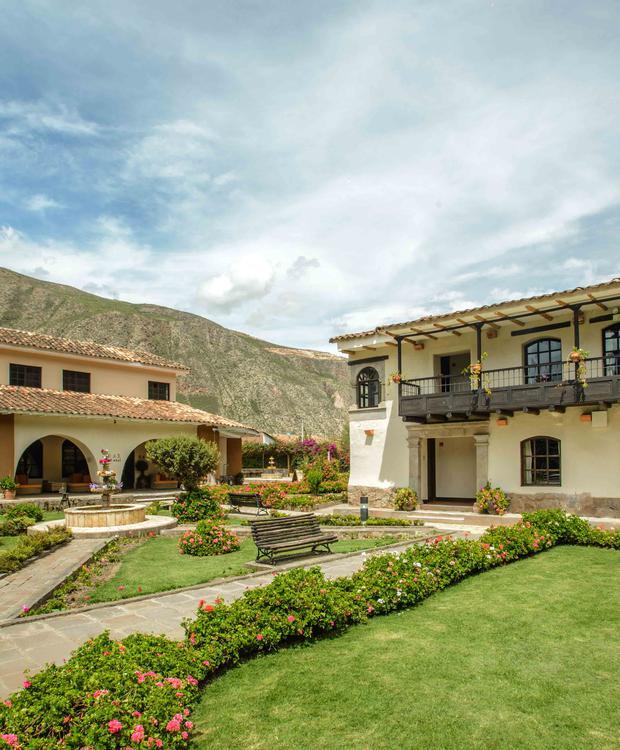 Paisaje Sonesta Hotel Posadas del Inca Yucay Yucay, Peru