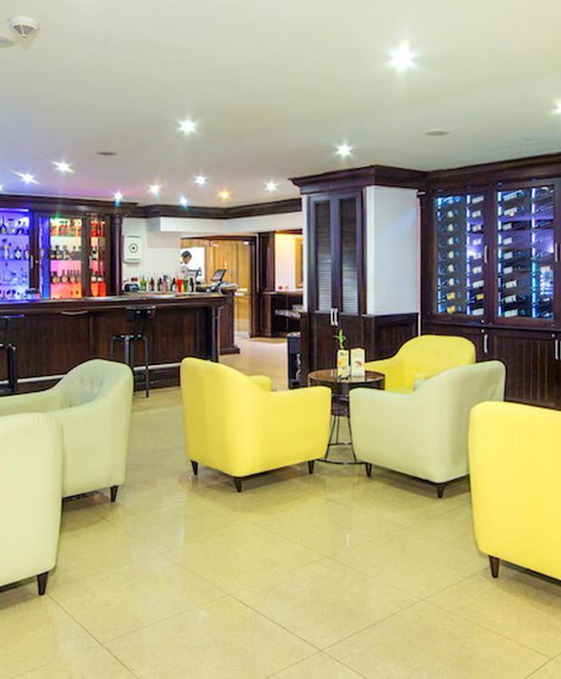 Bar Tequendama Hotel Bogota