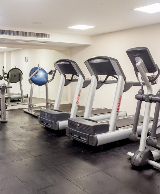 Gym Hotel Four Points By Sheraton Barranquilla Barranquilla