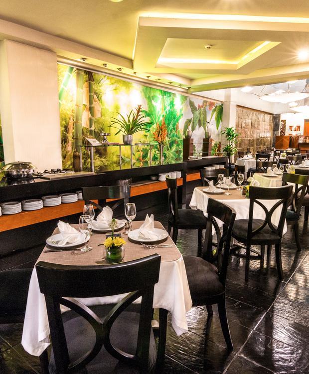Restaurant GHL Abadía Plaza Hotel Pereira