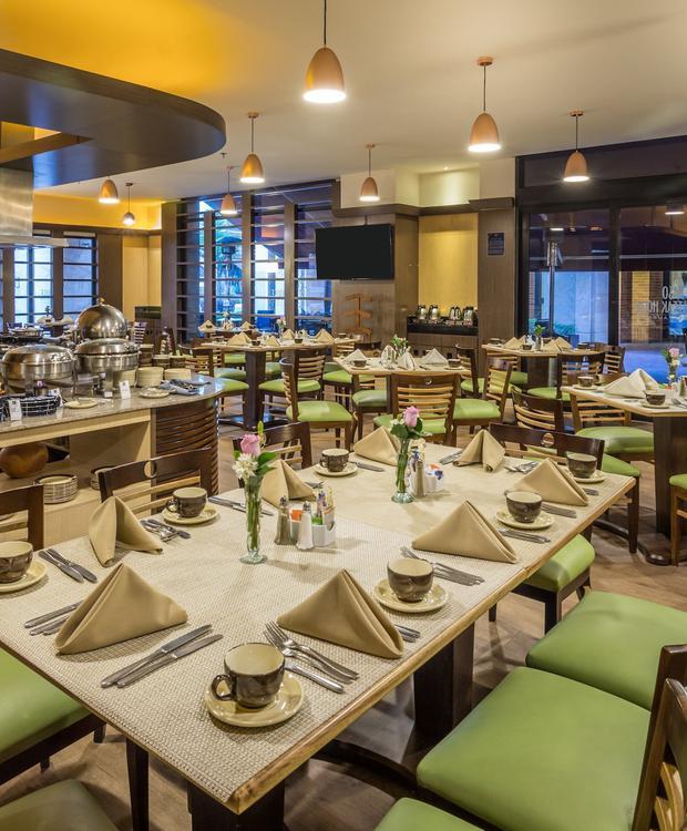 El Paso Restaurant GHL Hotel Capital GHL Capital Hotel Bogotá