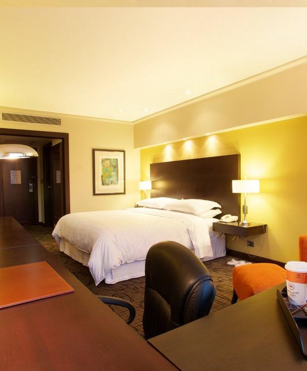 King Room Sheraton Quito Hotel Quito