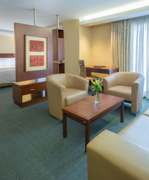 Junior Suite GHL Hotel Capital GHL Capital Hotel Bogotá