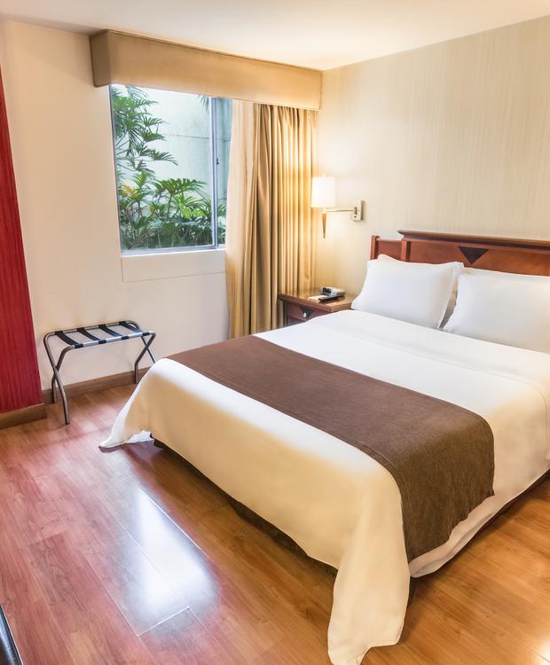 Standard King Room GHL Abadía Plaza Hotel Pereira
