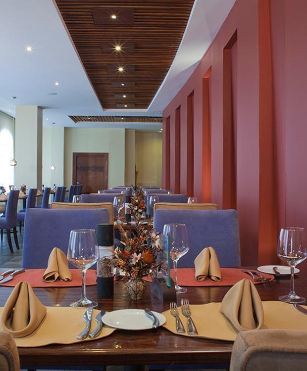 Restaurant Howard Johnson Loja Hotel Hotel Loja