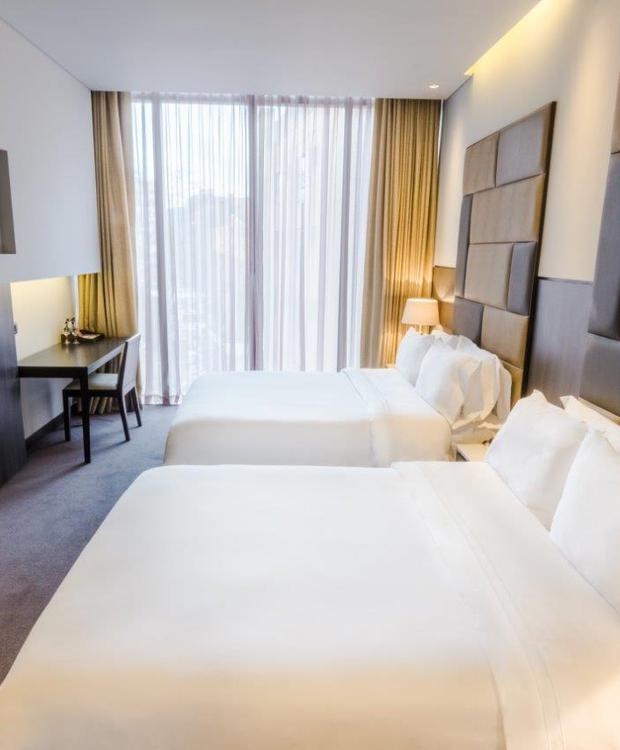 Habitación Superior Twin Bioxury Hotel Bogotá