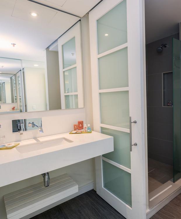 Bathroom Relax Corales de Indias Hotel GHL Cartagena de Indias