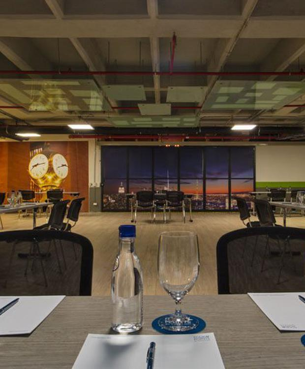 New York Meeting Room Hotel Four Points By Sheraton Bogotá Bogotá