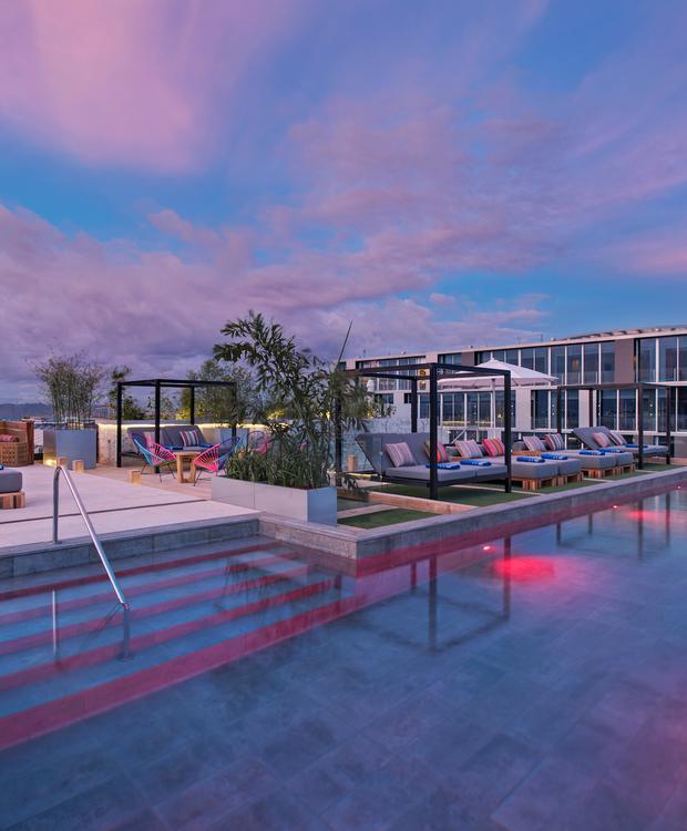 Terrace Hyatt Centric Guatemala City Hotel Guatemala City