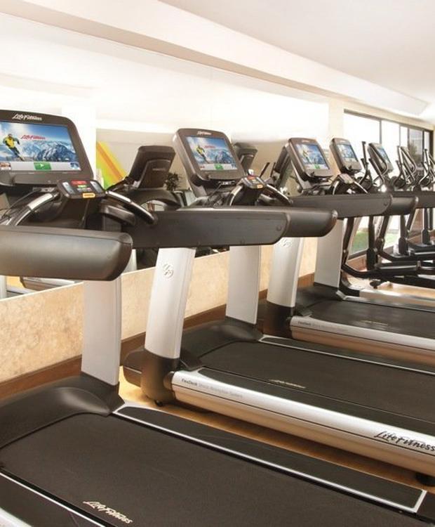 Gym Sheraton Quito Hotel Quito