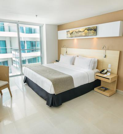 Executive suite sonesta hotel cartagena