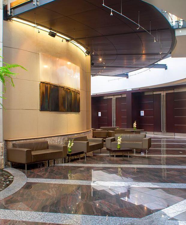 Lobby Sheraton Quito Hotel Quito