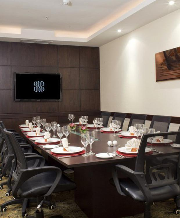 Executive Meeting Room Sonesta Hotel Guayaquil Guayaquil
