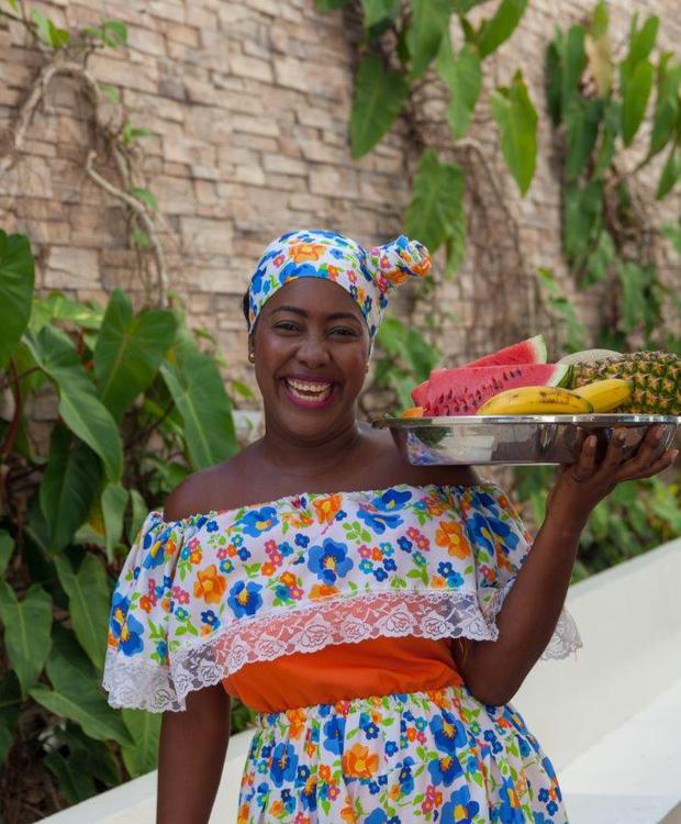 Su gente Relax Corales de Indias Hotel GHL Cartagena de Indias