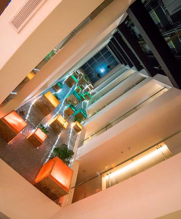 Facade Biohotel Organic Suites Bogotá