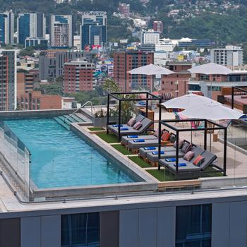 None Hyatt Centric Guatemala City Hotel Guatemala City