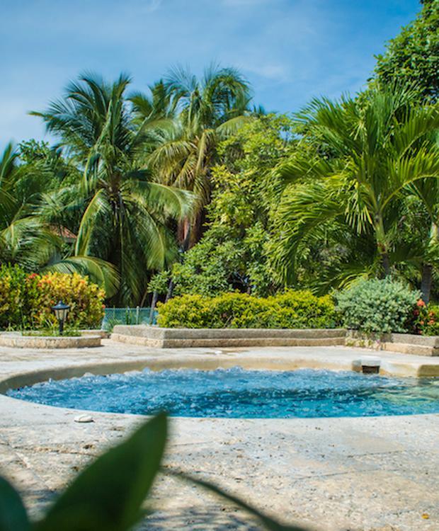 Humid areas Relax Costa Azul Hotel GHL Santa Marta