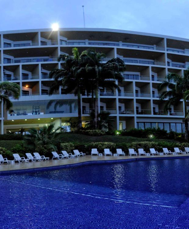 Piscina Makana GHL Relax Hotel Makana Resort Tonsupa